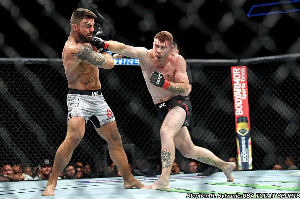 Mma fighters suck dick career Mike Perry Has R Rated Plans For Colby Covington S Skull
